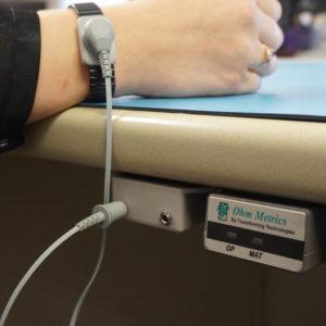 ESD Wrist Strap Constant Monitor