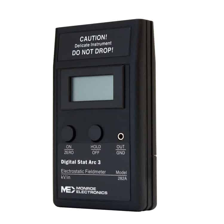 282a 1 Pocket Sized Noncontacting Static Meters Esd
