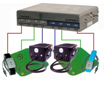 Rangerboss Dual Wire Constant Monitor Model Cm2800 Esd