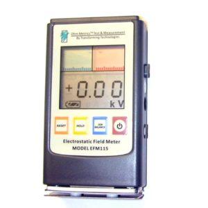 EFM115-electrostatic-field-meter