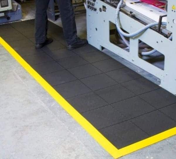 Static Floor Systems : Fm tilestat interlocking esd rubber anti fatiguetiles