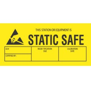 LB9070-esd-label