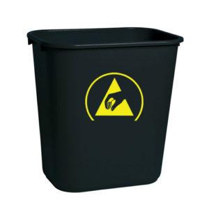 WBAS28 ESD Waste Basket