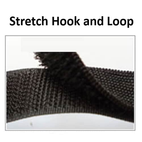 Made with Dissipative 3-Layer Rubber Quantity 2 Static Care ESD Non Marking Heel Grounder