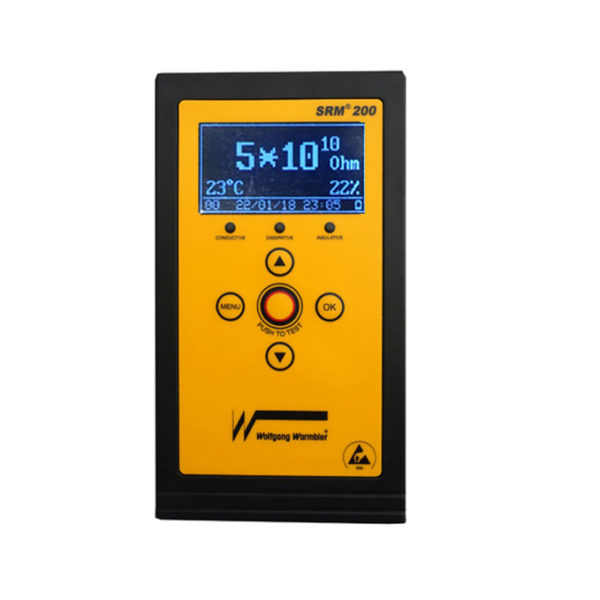 SRM200 Surface Resistance Meter