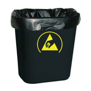ESD Trash Cans