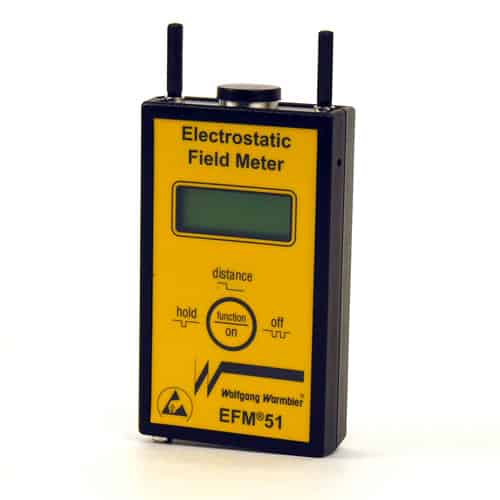 EFM51 Static Field Meter