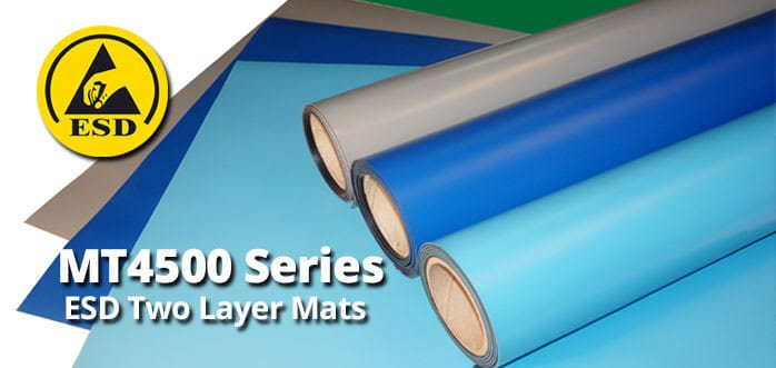 MT4500 Series ESD Table Mats