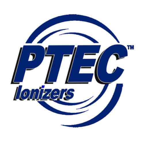 PTEC Ionizer Logo