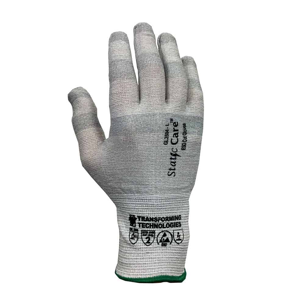 GL2500 - ESD Cut Resistant Gloves - Uncoated