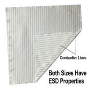 WP7200-anti-static-clean-room-wiper-white-striped-3
