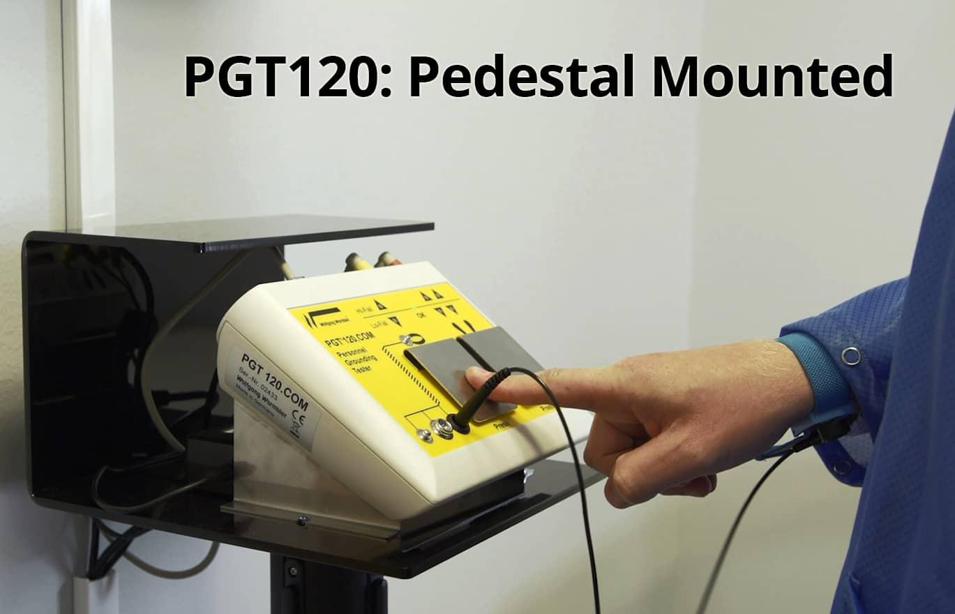 PGT120: Pedestal Mounted