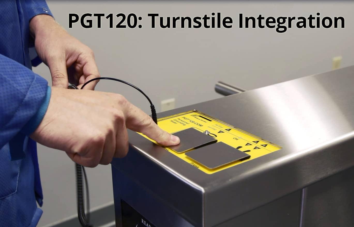 PGT120: Turnstile Integration