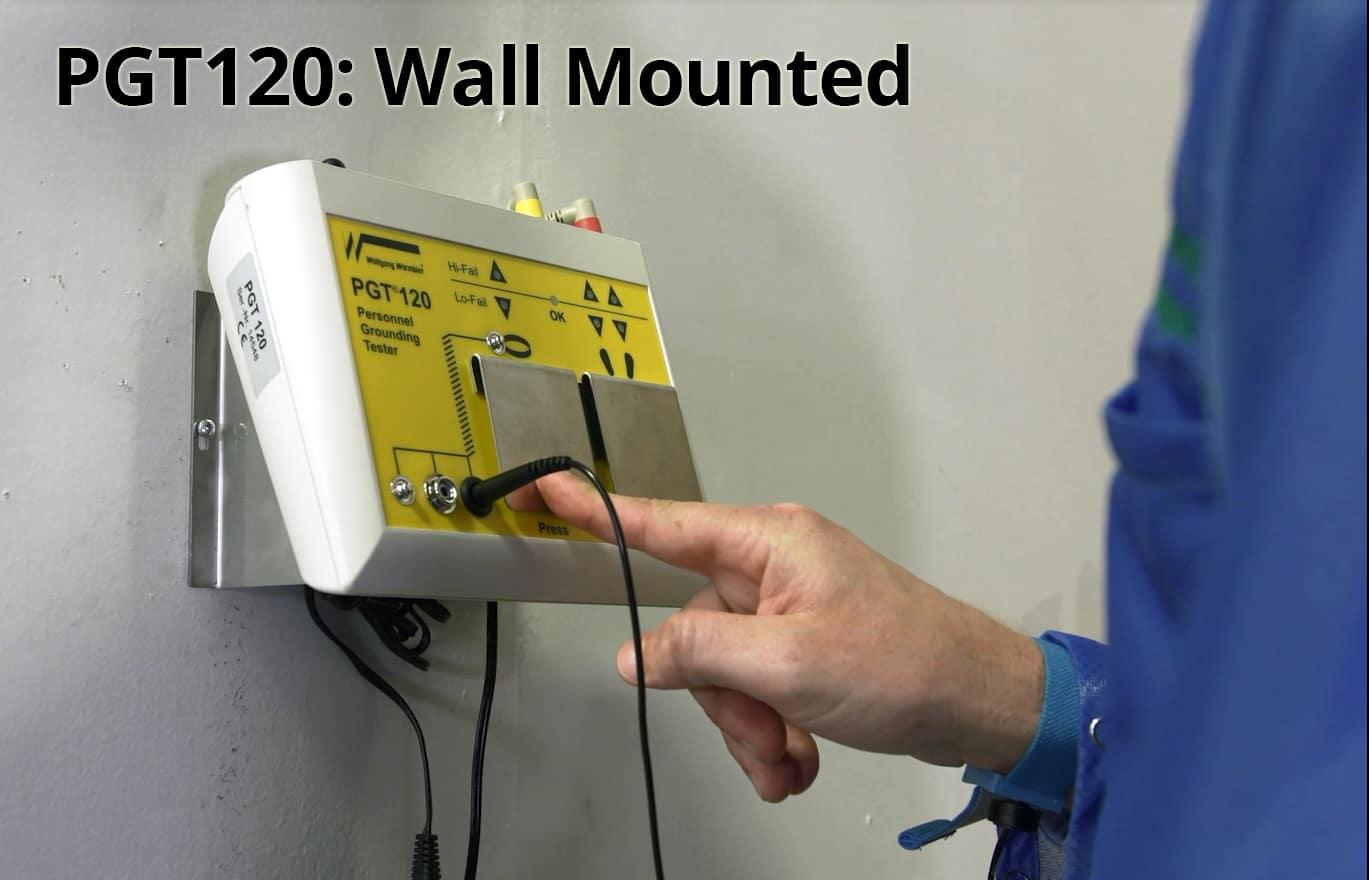 PGT120: Wall Mounted