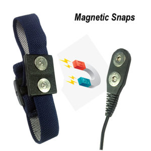 WB3000 Magnetic Wrist Strap Set