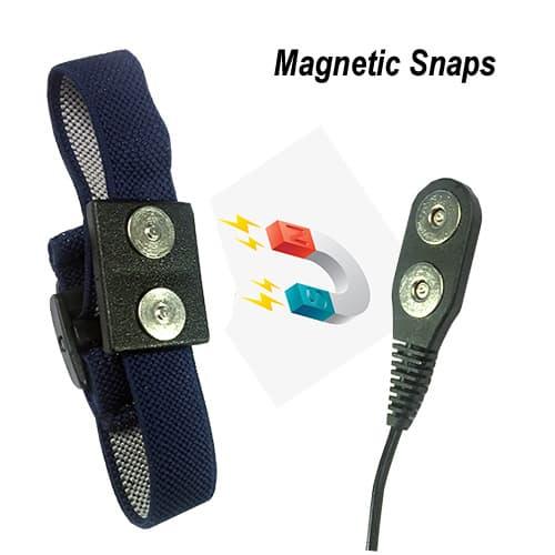 WB3000 Magnetic Wrist Strap Set