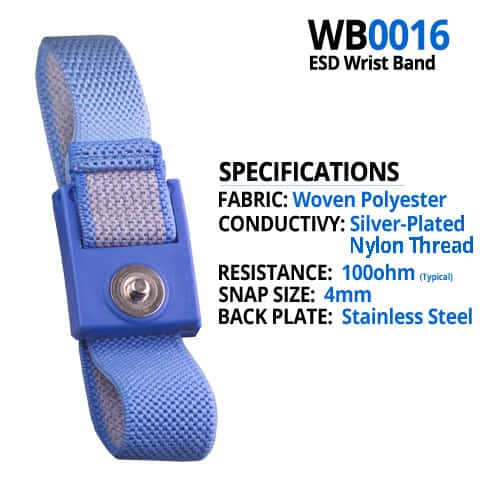 WB0016 Specifications