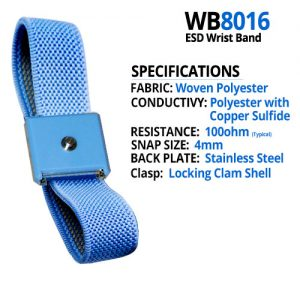 WB8016 Specifications