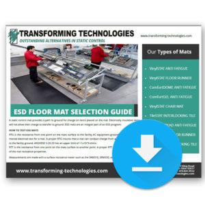ESD Floor Mat Guide
