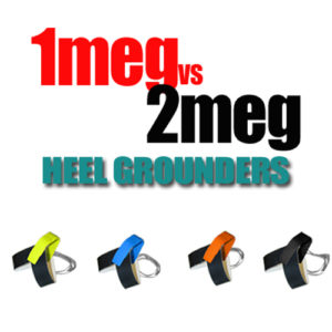 Heel Grounder - 1 Meg or 2