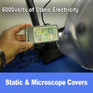 Static and Microscope Covers