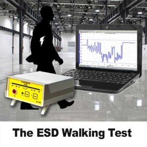 The ESD Walking Test