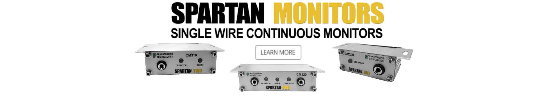 Spartan Monitors
