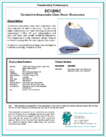 SC1206C-clean-room-shoe-cover-data-sheet