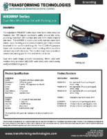WB2695P-dual-wire-one-snap-esd-wrist-strap-set-data-sheet