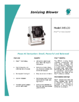 in5120-ionizing-blower-data-sheet