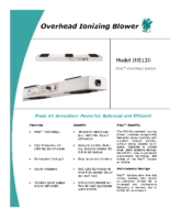 in5130-ionizing-overhead-data-sheet